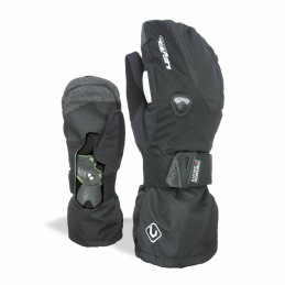 LEVEL FLY MITT BLACK