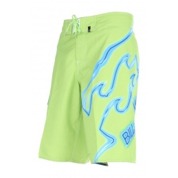 BILLABONG LIT UP LIME