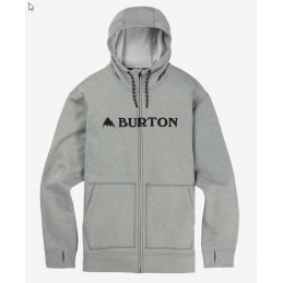 BURTON FELPA OAK FULL-ZIP...