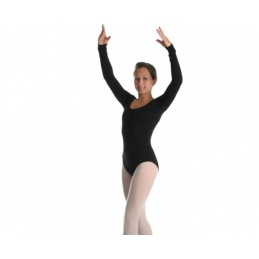 BLOCH BODY  DONNA L5409 NERO