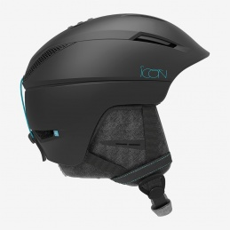 SALOMON CASCO ICON² M BLACK
