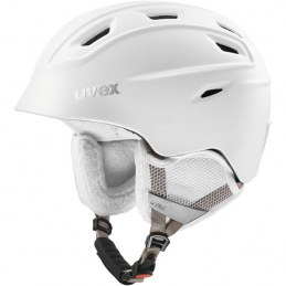 UVEX CASCO FIERCE WHITE MAT