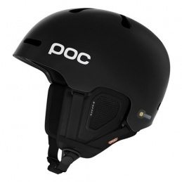 POC CASCO FORNIX MATT BLACK