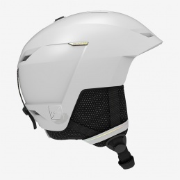 SALOMON CASCO ICON LT WHITE