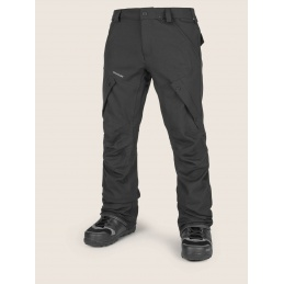 VOLCOM ARTICULATED PANT BLACK