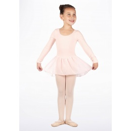 BLOCH BODY GIRLS CL5309 ROSA