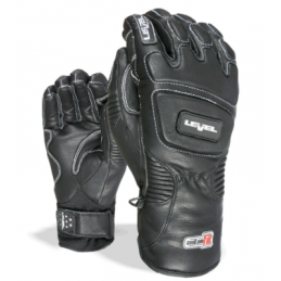 LEVEL GLOVE DEMO PRO BLACK