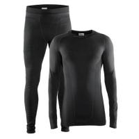 Abbigliamento intimo tecnico. Canotte, magliette, calze, calzamaglia.